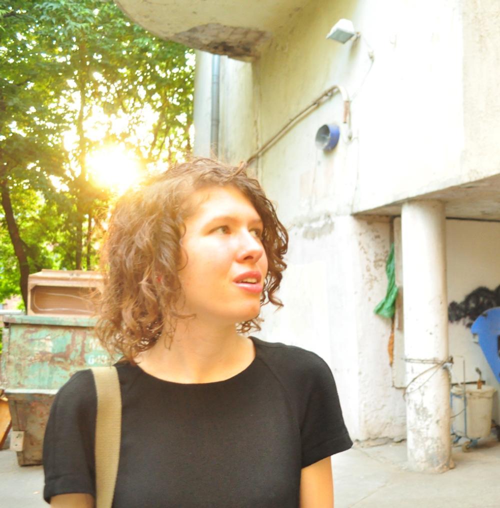 Caroline Elkin Russia