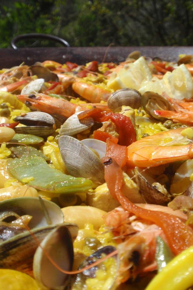 Paella Malaguena