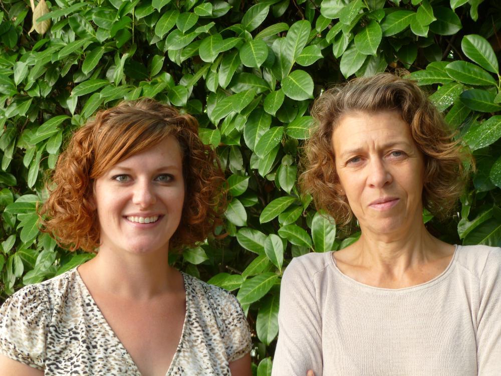 Laura & Sylvie