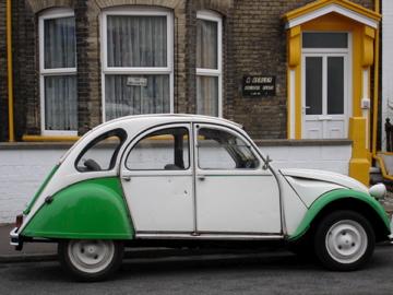 England car